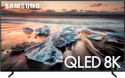 "Samsung 75"" QN75Q900 HDR 8K UHD Smart QLED TV (2019)"