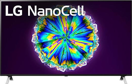 LG NANO85 55'' HDR 4K UHD Smart NanoCell IPS LED TV (2020)