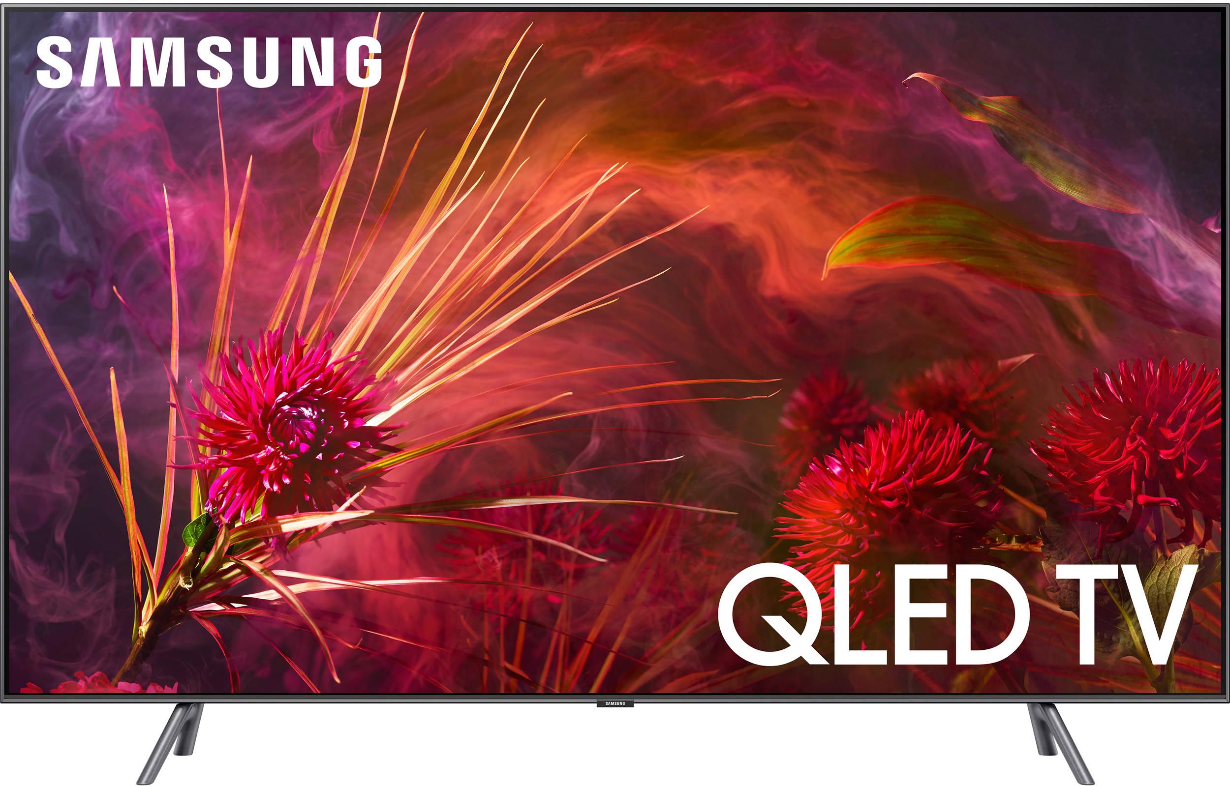 Samsung QN55Q8FN 55'' HDR UHD Smart QLED TV | lucaselectronics