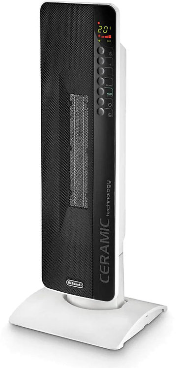 De'Longhi TCH8093ER Digital Ceramic Tower Heater - 27""