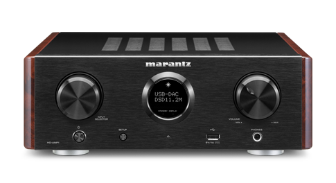Marantz HD-AMP1 Integrated Amplifier with USB-DAC