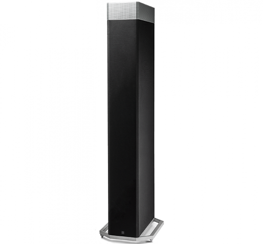 Definitive Technology BP-9080X Tower Speaker with 12'' Sub & Atmos Module