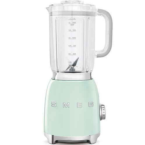 SMEG BLF01PGUS 50's Retro Style Aesthetic Blender, Pastel Green