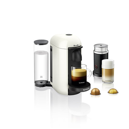 Nespresso VertuoPlus Aeroccino Bundle