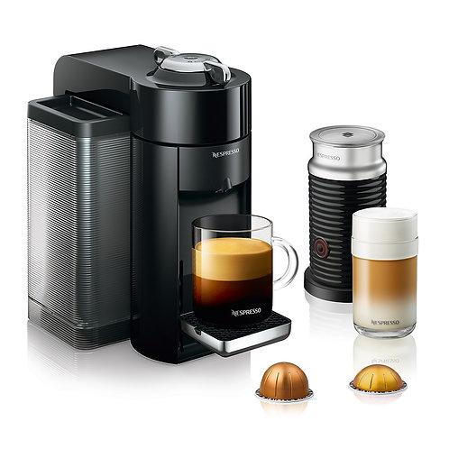 Nespresso Evoluo Aeroccino Bundle