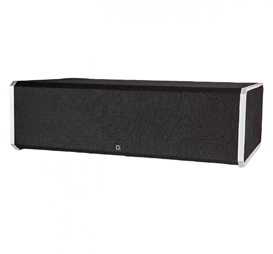 Definitive Technology CS9080 Center-Channel Speaker with 8'' Subwoofer