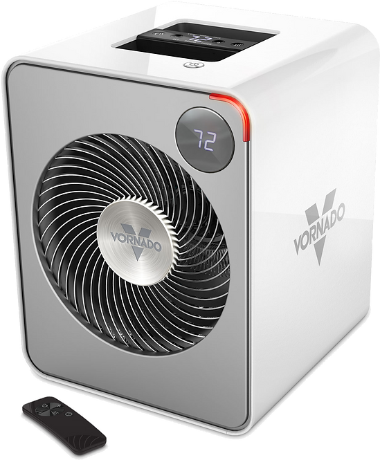 Vornado VMH500 Whole Room Metal Heater with Auto Climate