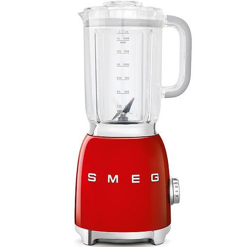 SMEG BLF01RDUS 50's Retro Style Aesthetic Blender, Red