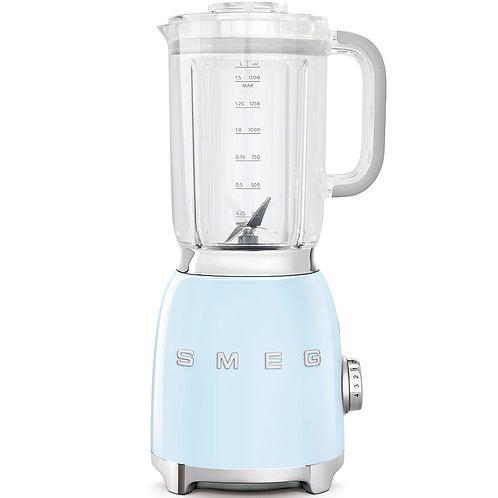 SMEG BLF01PBUS 50's Retro Style Aesthetic Blender, Pastel Blue