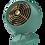 Thumbnail: Vornado VFAN Mini Classic Vintage Air Circulator