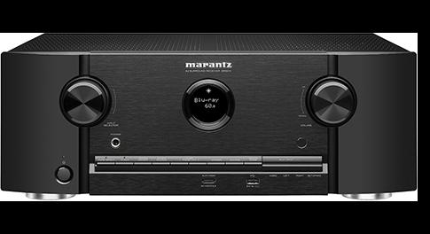 Marantz SR5014 4K 7.2CH 4k Ultra HD AV Receiver with HEOS Built-in