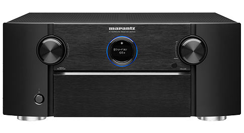 Marantz SR7013 9.2 Channel 4K Ultra HD AV Receiver With HEOS