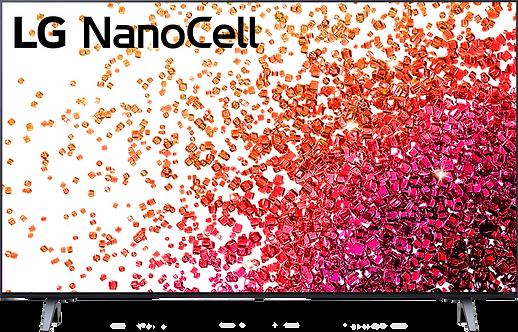 "LG NANO75UP 75"" HDR 4K UHD Smart NanoCell LED TV (2021)"