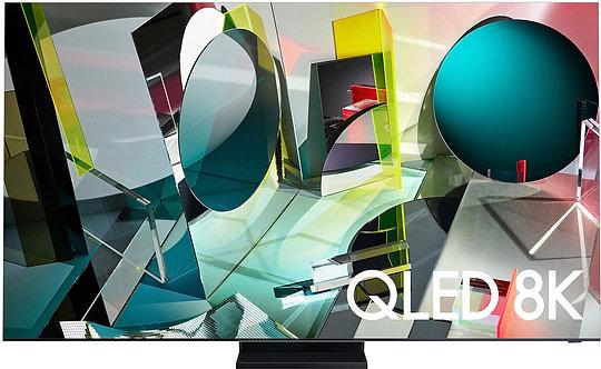 """Samsung QN65Q900TS 65"""" HDR 8K UHD Smart QLED TV (2020)"""