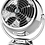Thumbnail: Vornado VFAN Vintage Air Circulator - Chrome