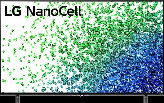 "LG NANO80UP 65"" HDR 4K UHD Smart NanoCell LED TV (2021)"