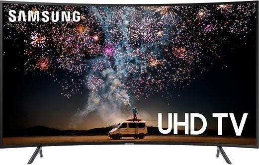 Samsung UN55RU7300 55'' HDR 4K UHD Smart Curved LED TV (2019)