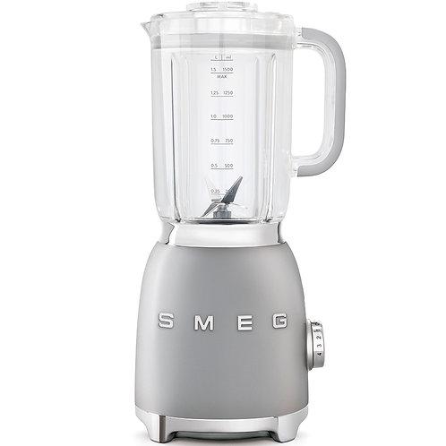 SMEG BLF01SVUS 50's Retro Style Aesthetic Blender, Silver