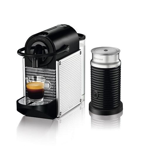 Nespresso Pixie Aeroccino Bundle