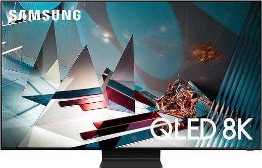 "Samsung QN65Q800TA 65"" HDR 8K UHD Smart QLED TV (2020)"