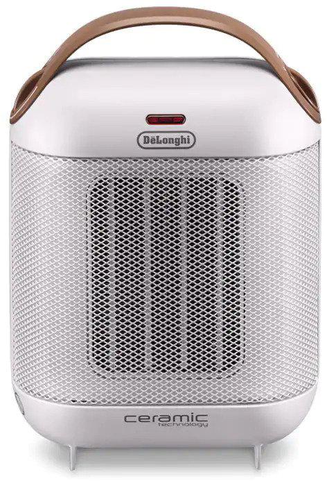 De'Longhi HFX30C15W Capsule Compact Ceramic Heater