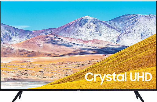 Samsung UN65TU8000 65'' Crystal HDR 4K UHD Smart LED TV (2020)