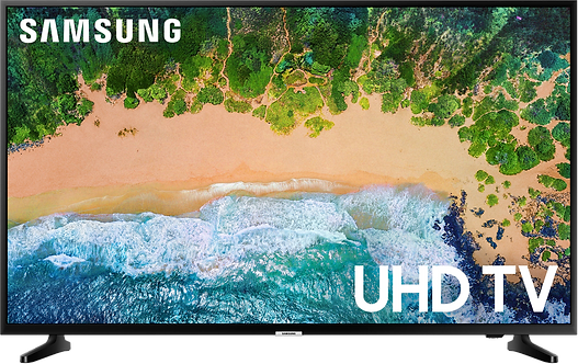 "Samsung 43"" UN43NU6900 HDR UHD Smart LED TV"
