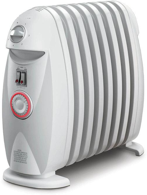 De'Longhi TRN0812T Programmable Radiator Bathroom Heater