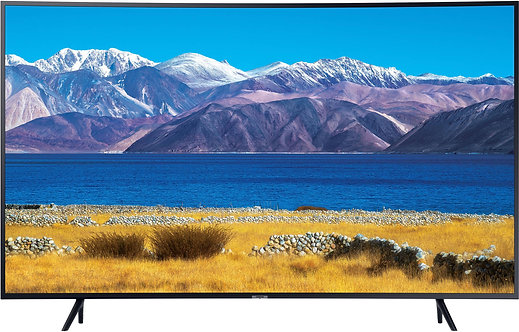 Samsung UN55TU8300 55'' HDR 4K UHD Smart Curved LED TV (2020)