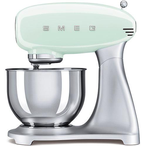 SMEG SMF01PGUS 50's Retro Style Aesthetic Stand Mixer, Pastel Green