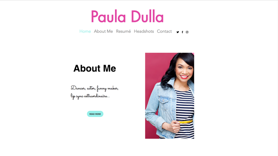 PaulaDulla.com