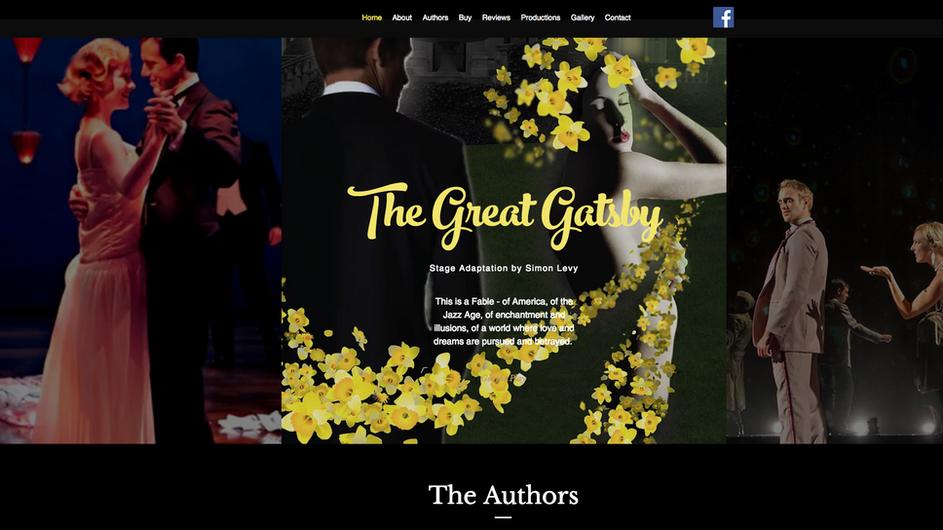 TheGreatGatsbyPlay.com
