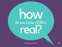 #REALFAITH Campaign