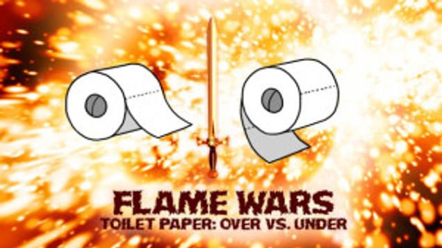 Toilet Paper Wars