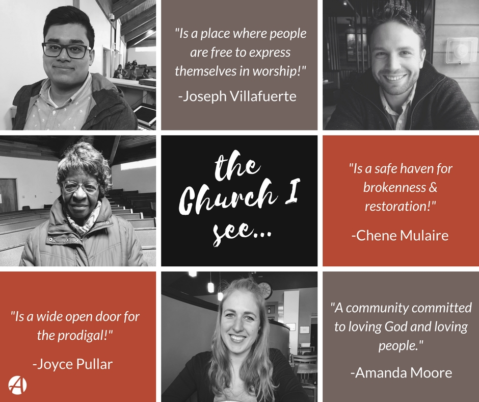 The Church I See Campaign