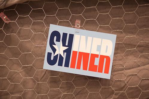 Shiner Postcard