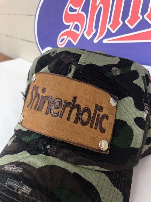 Shinerholic Camo Cap