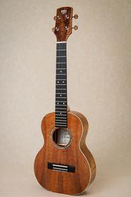 Curly koa tenor ukulele