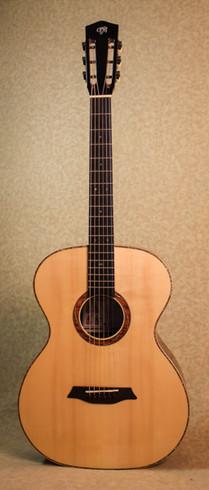 Brazilian rosewood and EI rosewood phi guitar