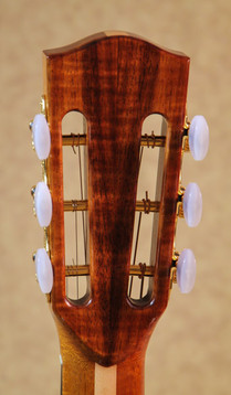 12-fret slotted headstock back