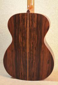 Ziricote phi guitar body