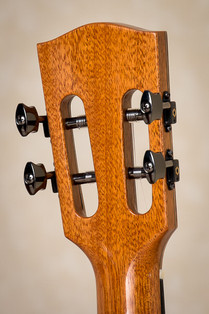 Gotoh stealth tuners in tenor ukulele
