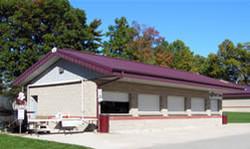Urbana High School Utility Building