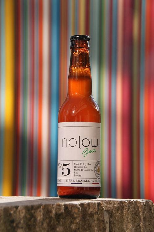 NOLOW BEER BIO SANS ALCOOL