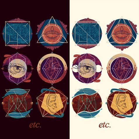 ETC - Expressive Therapies Continuum