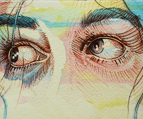 Eyes of a Former Lover