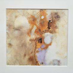 Dawna Richardson-Hyde  Into Rock Pools 33x40cm Watercolour  $155