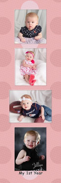 Giddens Baby Panel 8x24
