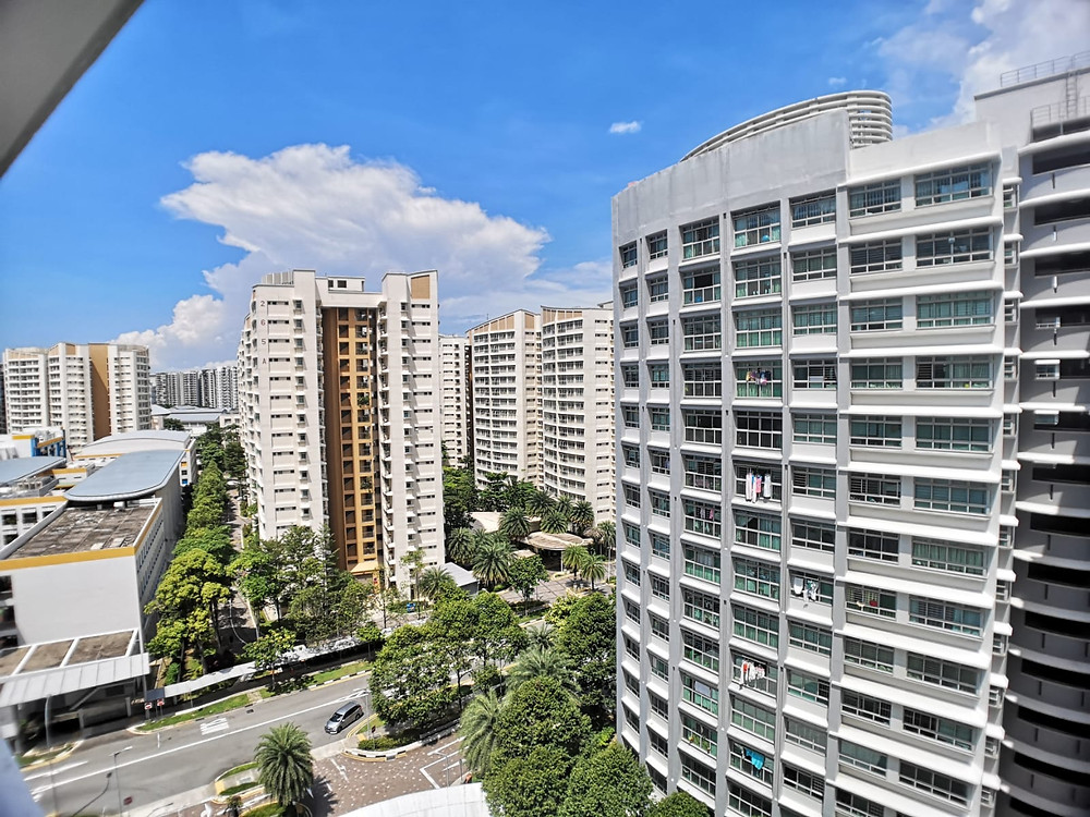 HDB at Compassvale Link