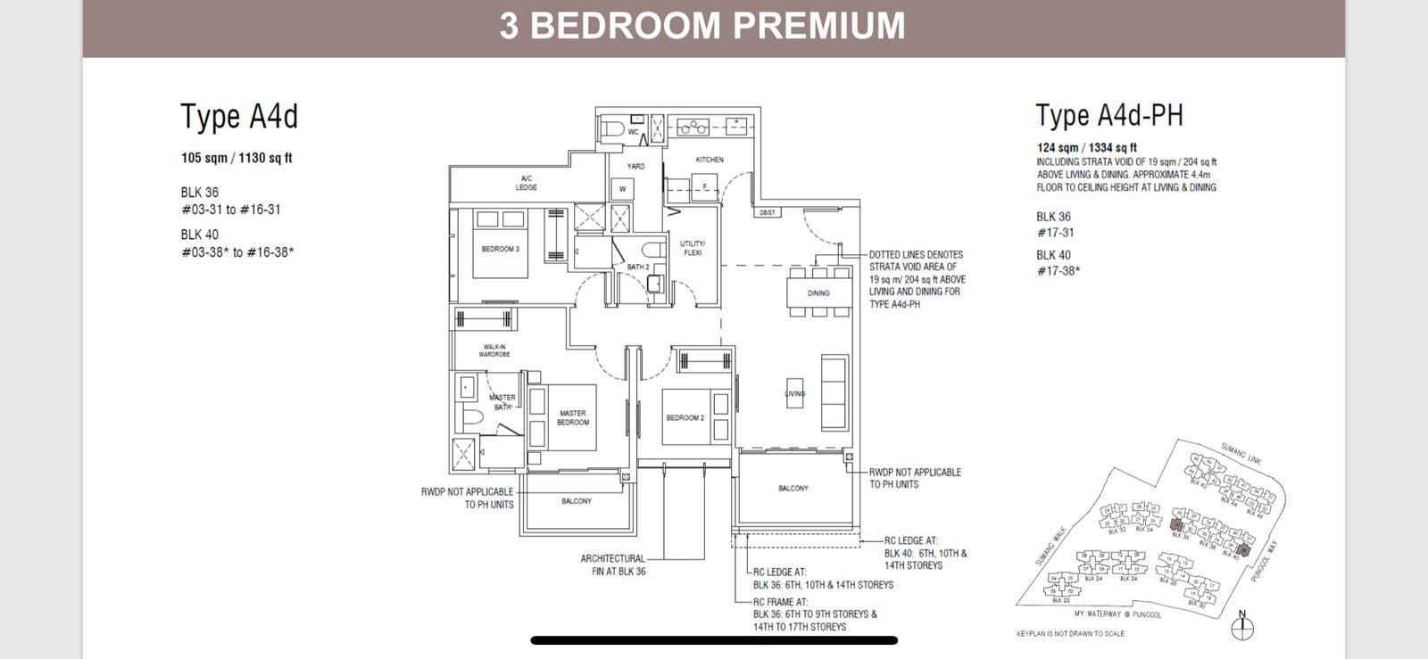 PIERMONT GRAND FLOORPLAN